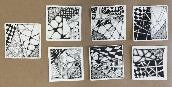University Art Tiles