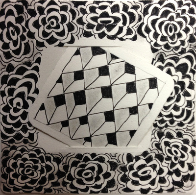 Beyond Basics Zentangle